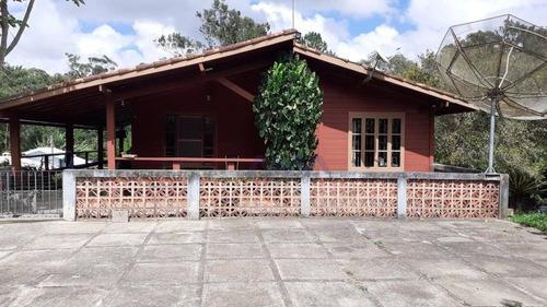 Chácara Com 4 Dormitórios À Venda, 2250 M² Por R$ 800.000,00 - Recanto Verde - Vargem Grande Paulista/sp - Ch0015