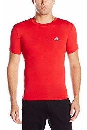 Russell Playera Dri Power Playera Compression Xl