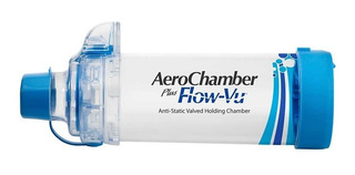 Aerocamara Aerochamber Plus Con Boquilla Universal