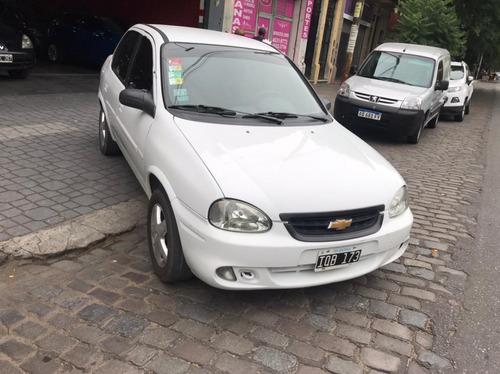Chevrolet Corsa Classic 1.4 Gls Anticipo Y Saldo Al 9% En $$