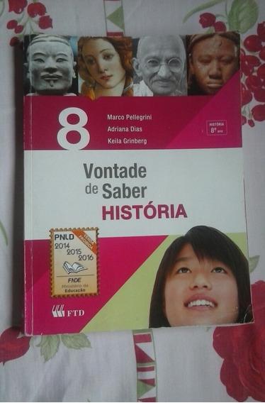 Livro História 8° Ano