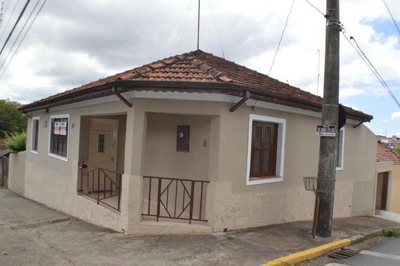 Casa Residencial Em Bragança Paulista - Sp - Ca0979