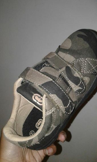 Zapatos Casuales Camuflados Para Niño