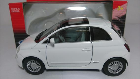 Fiat 500 2007 Welly Milouhobbies A1546