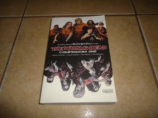 Libro The Walking Dead Compendium One Original +++
