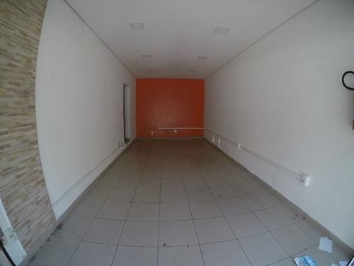 Imagem 1 de 7 de Sala Para Alugar, 30 M² Por R$ 1.100,00/mês - Vila Rehder - Americana/sp - Sa0205