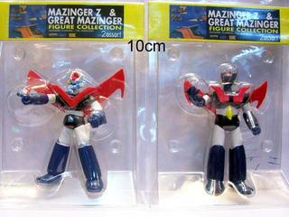 Mazinger Z & Great Mazinger X2 10 Cm Supertoys