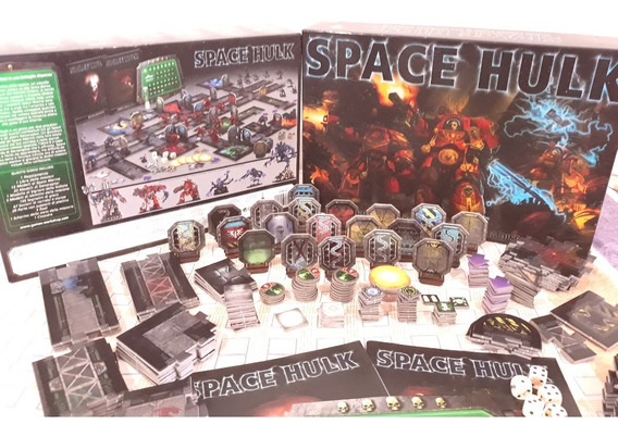 Space Hulk - Terceira Edição. ( Jogo Em Italiano)