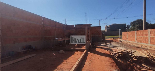 Construção Sendo Executada Pela Hall Imóveis, Vendida! - V8014