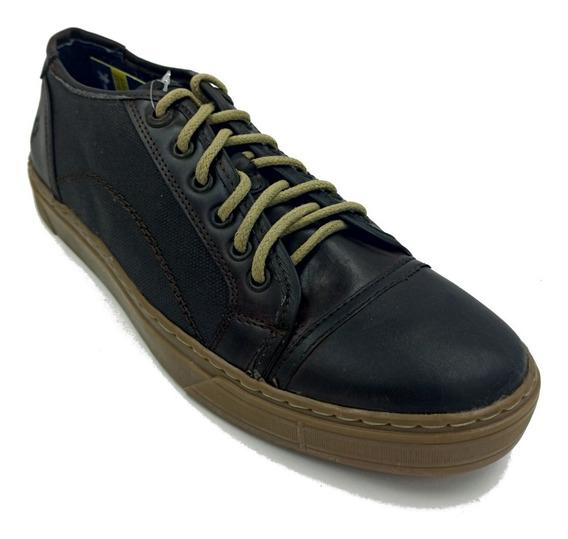 Zapato Michelin Sport Andre Cafe/nogal Hombre