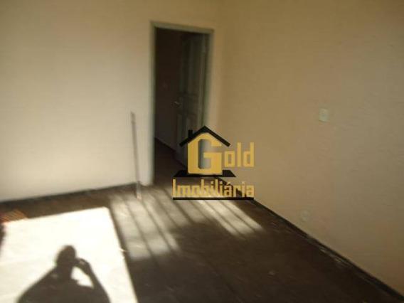 Casa Com 1 Dormitório Para Alugar, 60 M² Por R$ 650/mês - Vila Maria Luiza - Ribeirão Preto/sp - Ca0588