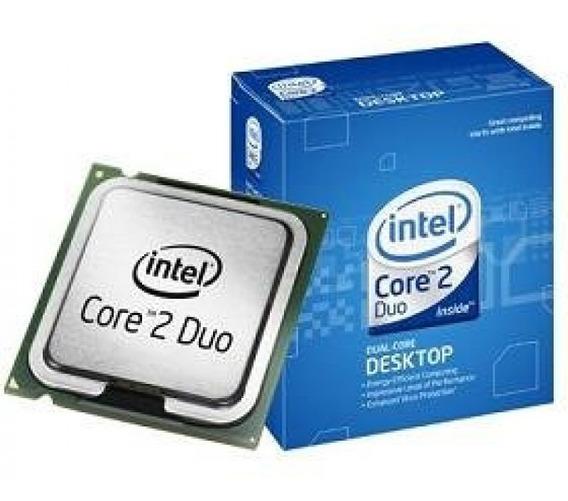 Processador Intel Lga Socket 775 Core 2 Duo E7500 2.93ghz