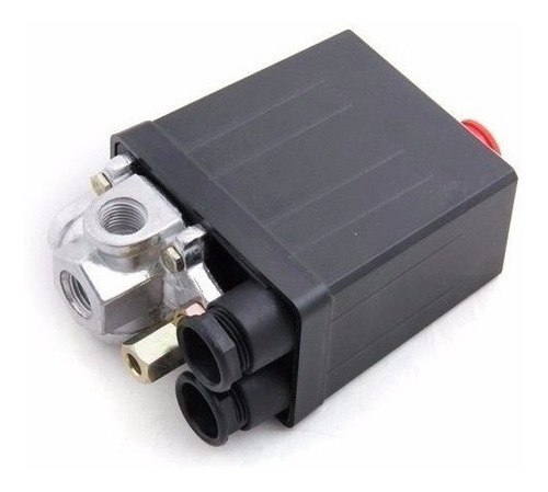 Presostato Corte Automatico Compresor 25 50 100 Lts 2.5 3hp