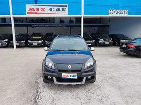 Renault Sandero Stepway 1.6 Flex Automático 2013 Ipva Pago.