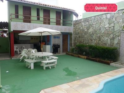 Casa De 5 Quartos, Sendo 4 Suítes, Piatã - Ca0033