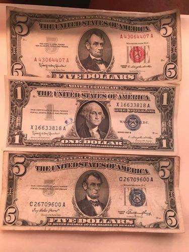 Billetes De Colecciones
