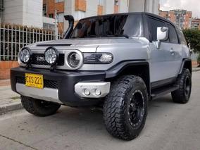 Toyota Fj Cruiser 4.0 V6 Mt 5p 4x4