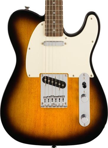 Imagen 1 de 7 de Guitarra Squier By Fender Telecaster Bullet - Colores