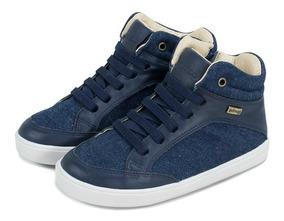 Bota Gambo Kids Jeans - Azul