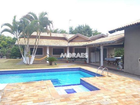 Chácara Com 2 Dorm 3 Banhos À Venda, 2500 M² Por R$ 750.000 -condomínio Real Village - Piratininga/sp - Ch0036