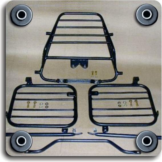 Portaequipaje + Laterales S/base C/ref Cbx250 Twister 01-16