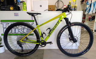 Bicicleta Specialized Epic Ht 2017 (carbono 29er Talle S)