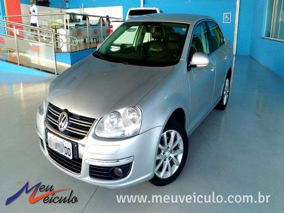 Volkswagen Jetta 2.5 2008/2009 Prata