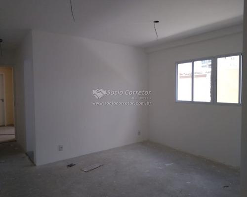 Imagem 1 de 15 de Vendo Apto Novo 59 M² - 02  Dorms - 01 Vaga - Vila Galvão - Apartamento A Venda No Bairro Vila Galvão - Guarulhos, Sp - Sc01287