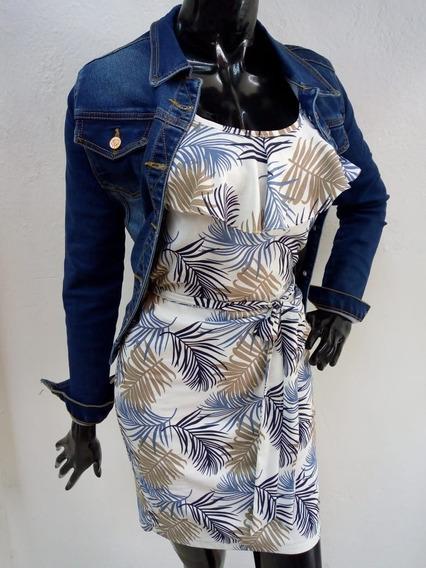 Chamarra De Mezclilla Color Azul Marino Para Dama Modelo49