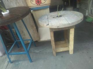 Mesas Rusticas