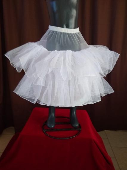 Crinolina Para Vestido De Niña