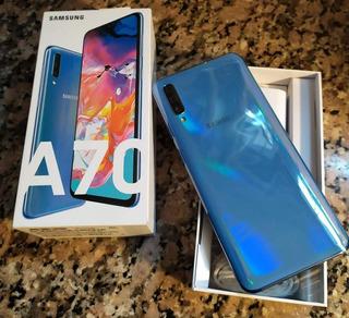 Samsung A70 128 Gb. Libres...nuevos, Con Garantía.