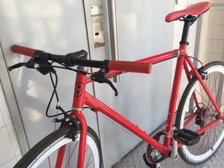 Bicicleta Create Modelo C8 (8 Velocidades)