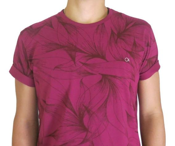Camiseta Masculina Ogochi Estampada- S/ Juros - Frete Grátis