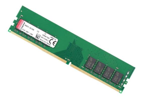 Memoria Desktop Kingston 8gb Ddr4 2400