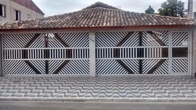 Casa Em Jardim Aclimação, Praia Grande/sp De 30m² 1 Quartos À Venda Por R$ 130.000,00 - Ca204231