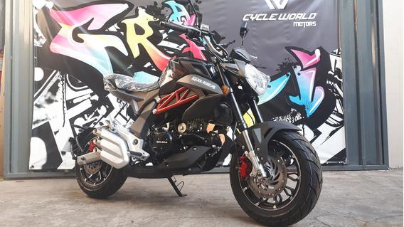 Moto Gilera Gx1 125 R 0km 2020 Tarjeta Bancaria Cuotas 30/7