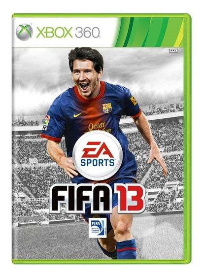 Fifa 2013 Fifa 13 Xbox 360 Mídia Física Pronta Entrega