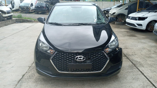 Imagem 1 de 12 de Sucata Hyundai Hb20 1.0 80cvs Flex 2019 Rs Caí Peças