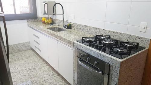 Apartamento De 3 Quartos No Bairro Nova Granada - Pr2697