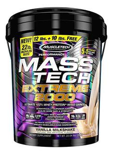 Mass Tech Extreme 2000 Muscle Tech De 10kg
