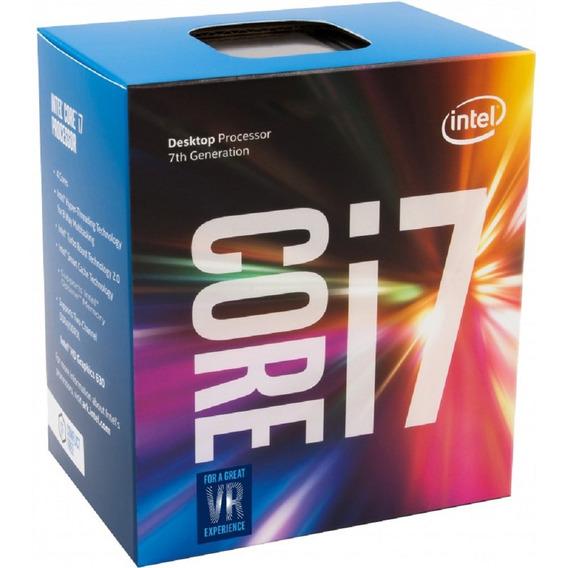 Processador Intel Core I7-7700 Kaby Lake 3.6ghz 8mb