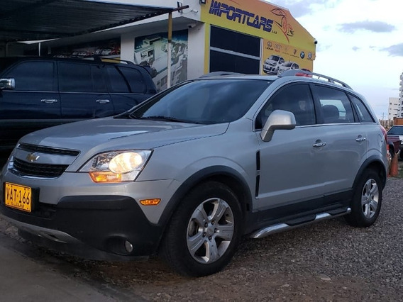 Chevrolet Captiva Spor 2.4 Full