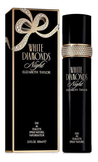 Perfume Elizabeth Taylor White Diamonds Night Edt 100ml