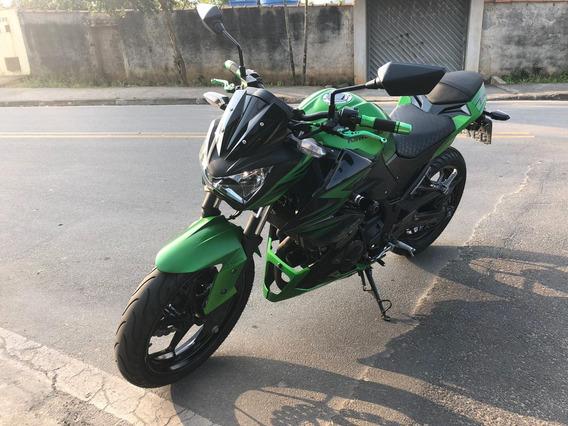 Kawasaki Z300 Abs Special Edition