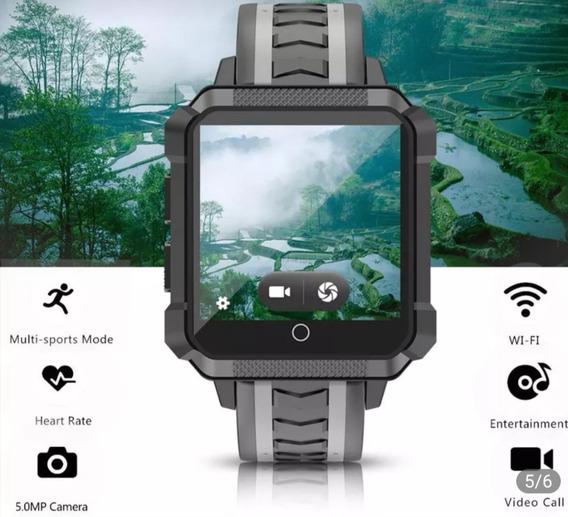 Reloj Inteligente Con Android 6.0 Impermeable