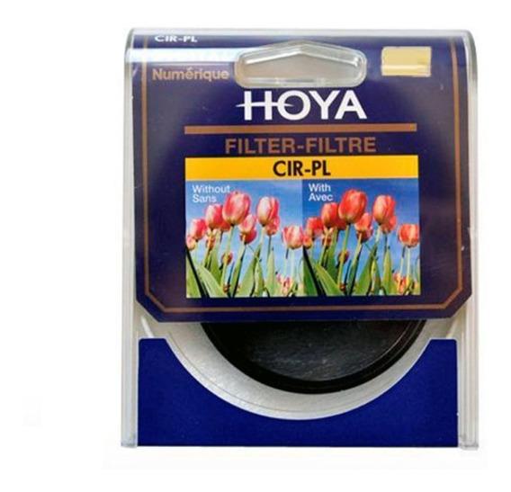 Filtro Polarizador Cpl Hoya 58mm Original - Nikon Canon Sony