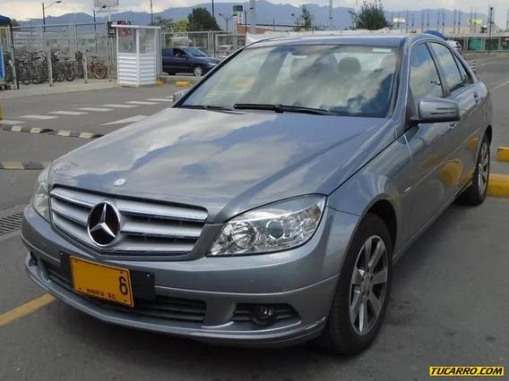 Mercedes Benz Clase C Cgi C 180