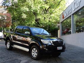 Toyota Hilux 3.0 Srv Top Cab. Dupla 4x4 Aut. 2014/2015