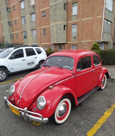 Volkswagen Escarabajo Oval 1955